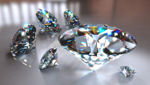 Scientists discovered graphene can help graphite turns into diamonds